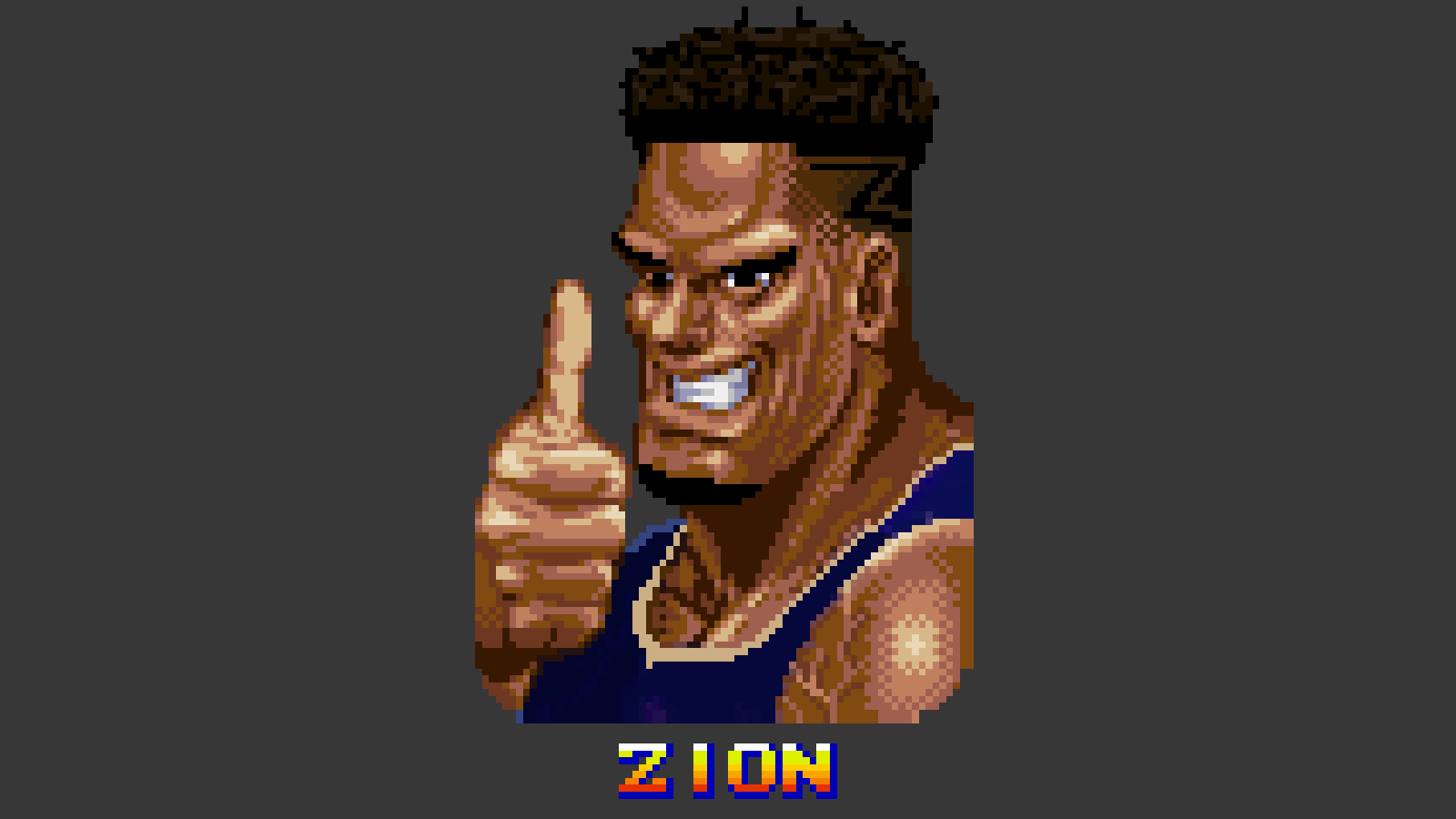 Check out What NBA Stars Might Look Like as Street Fighter Characters