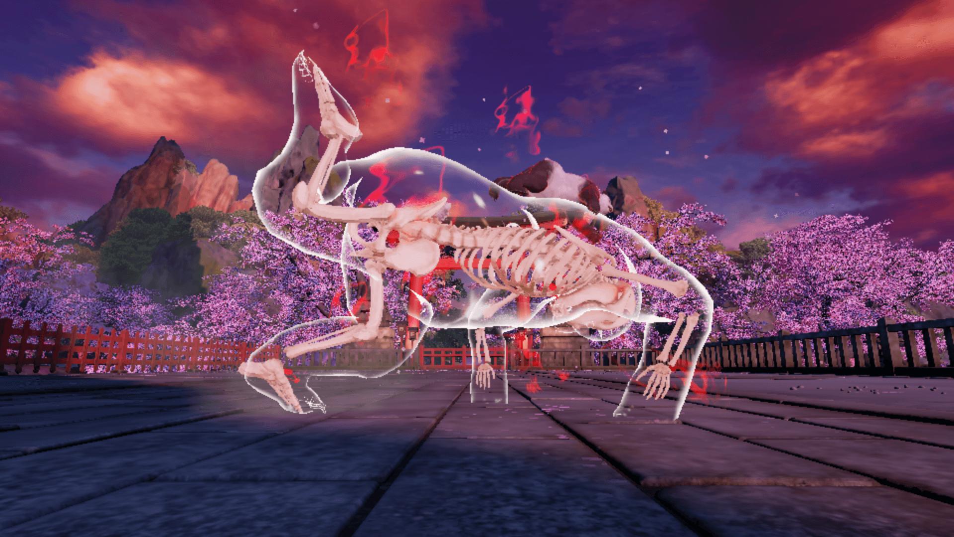 Tekken 7 mod Panda Bones