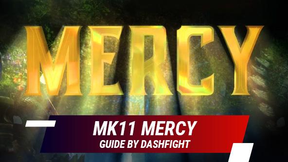 Mortal Kombat 11 Mercy Guide