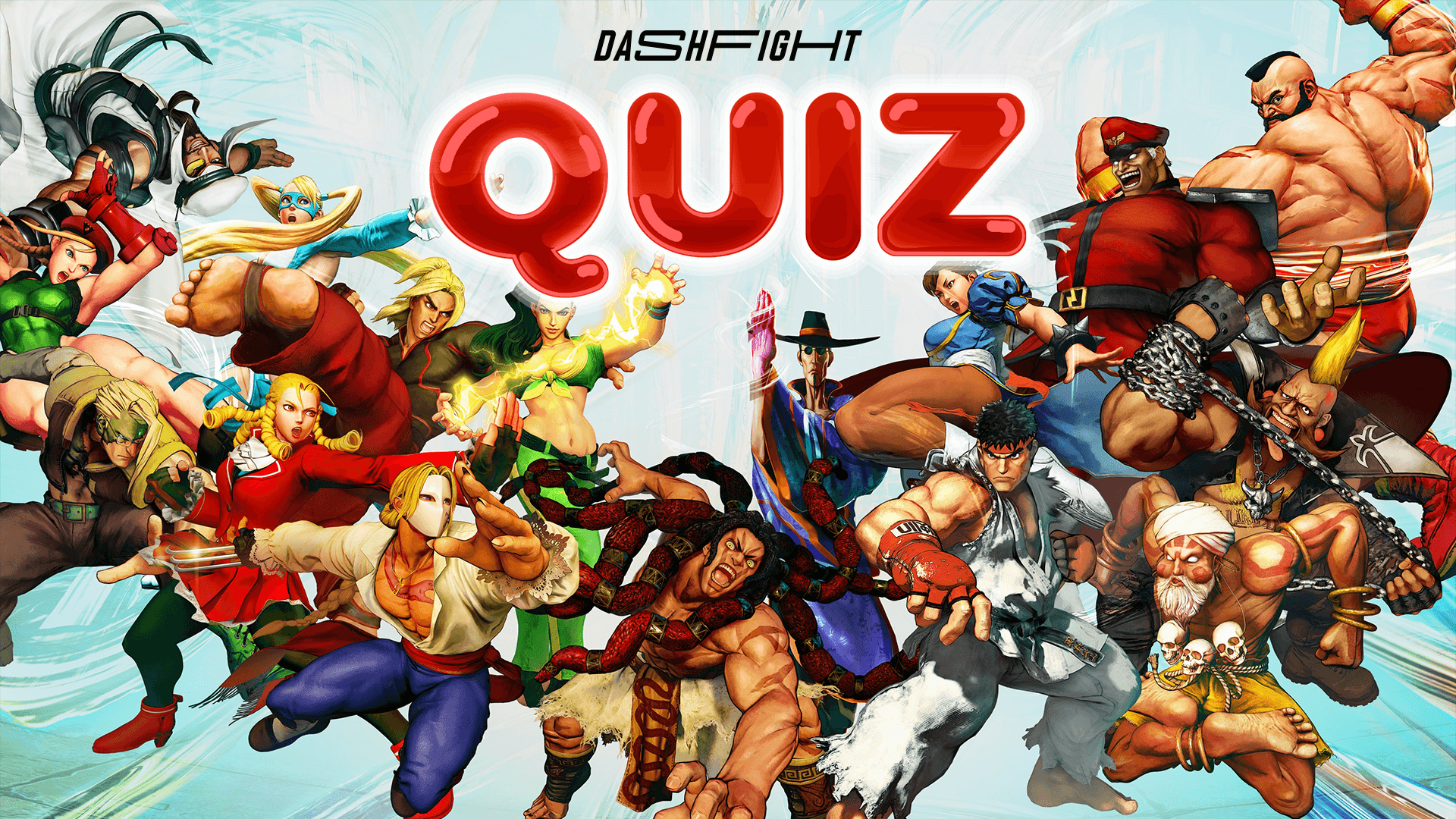 How Well Do You Know Street Fighter?