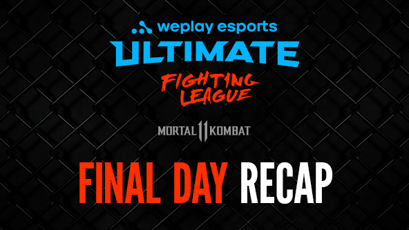 WUFL MK11 Final Day Recap