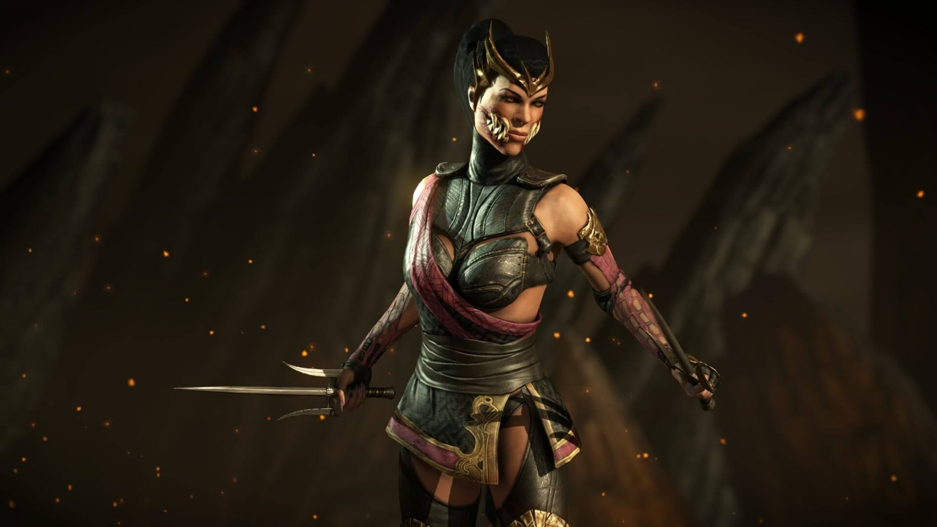 Mileena was added in addition to MK 11 at the request of players