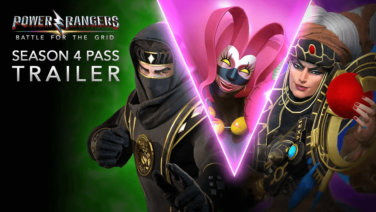 Three New Characters Join Power Rangers: Battle for the Grid