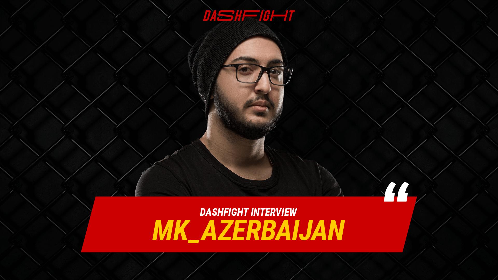 DashFight Interview With MK_Azerbaijan at WUFL S1
