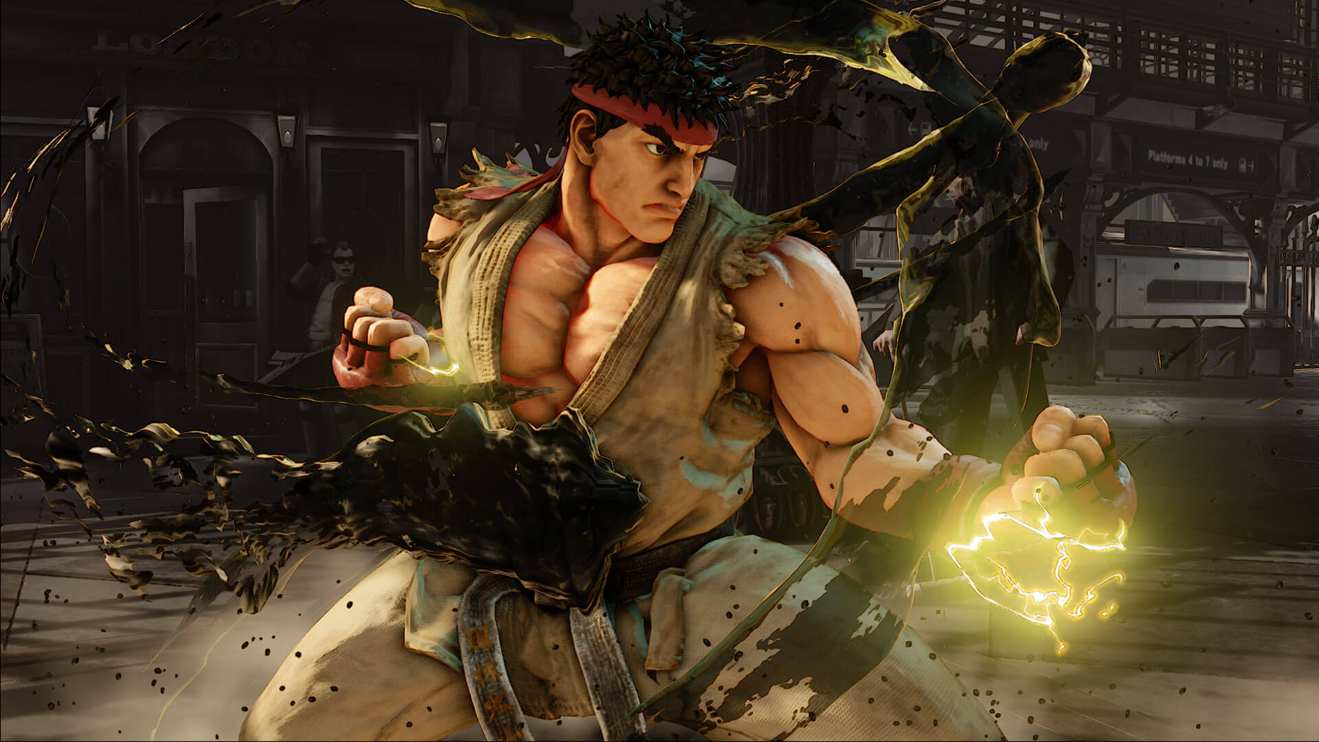 Happy Birthday, Ryu!