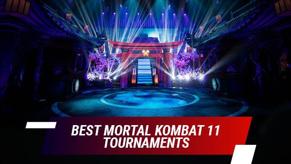 Best Mortal Kombat 11 Tournaments