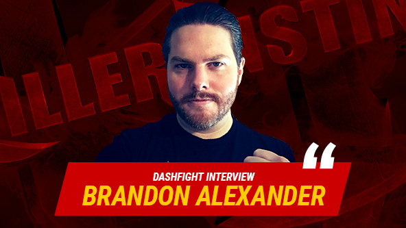 Interview with Brandon Alexander