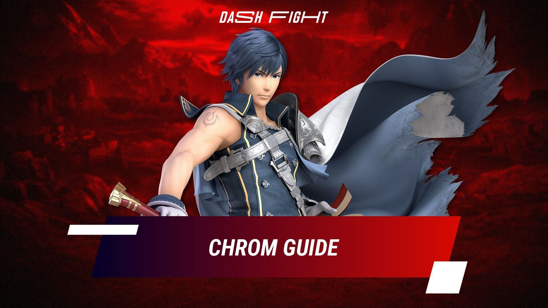Smash Ultimate: Chrom Guide - Combos and Move List
