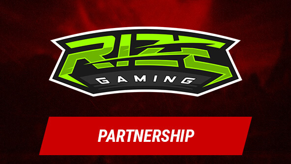 RIZE Gaming Announces partnership with DashFight