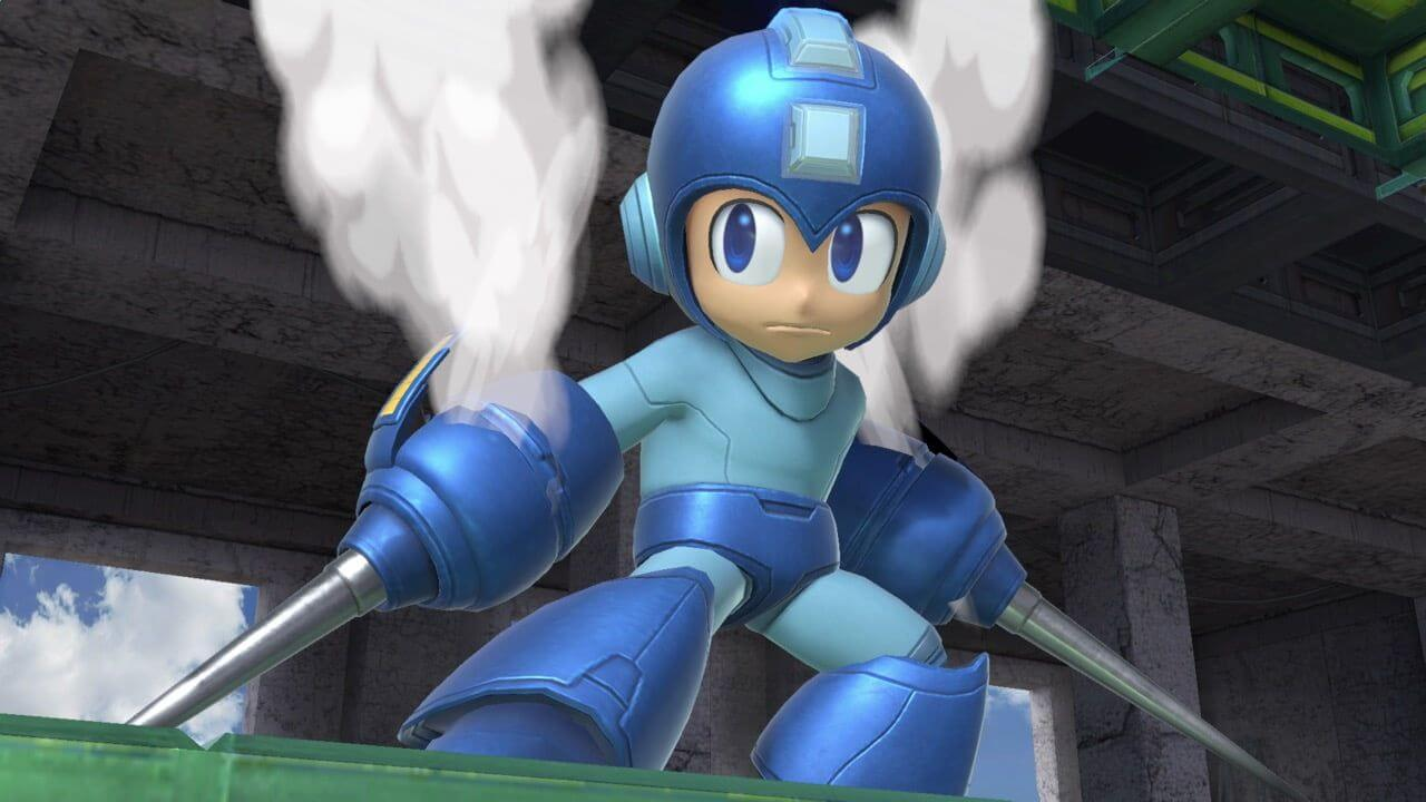 Mega Man weapons