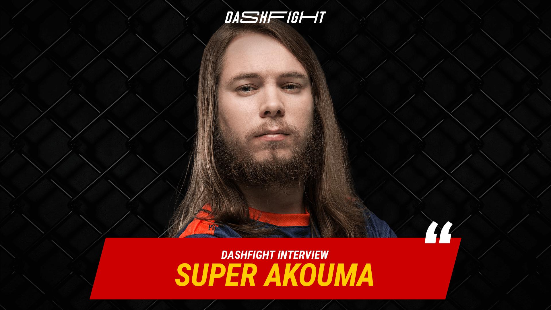 "Video Interview with Vincent ""Super Akouma"" Homan"