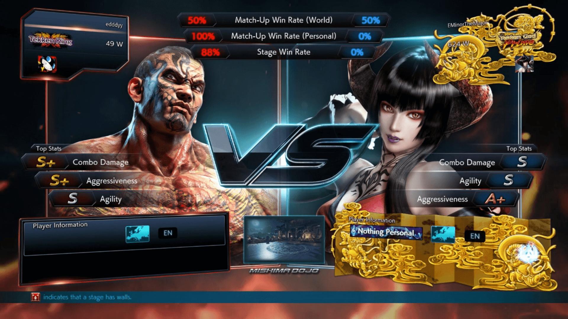 New Season has Started - The first event of Tekken 7 Online Challenge
