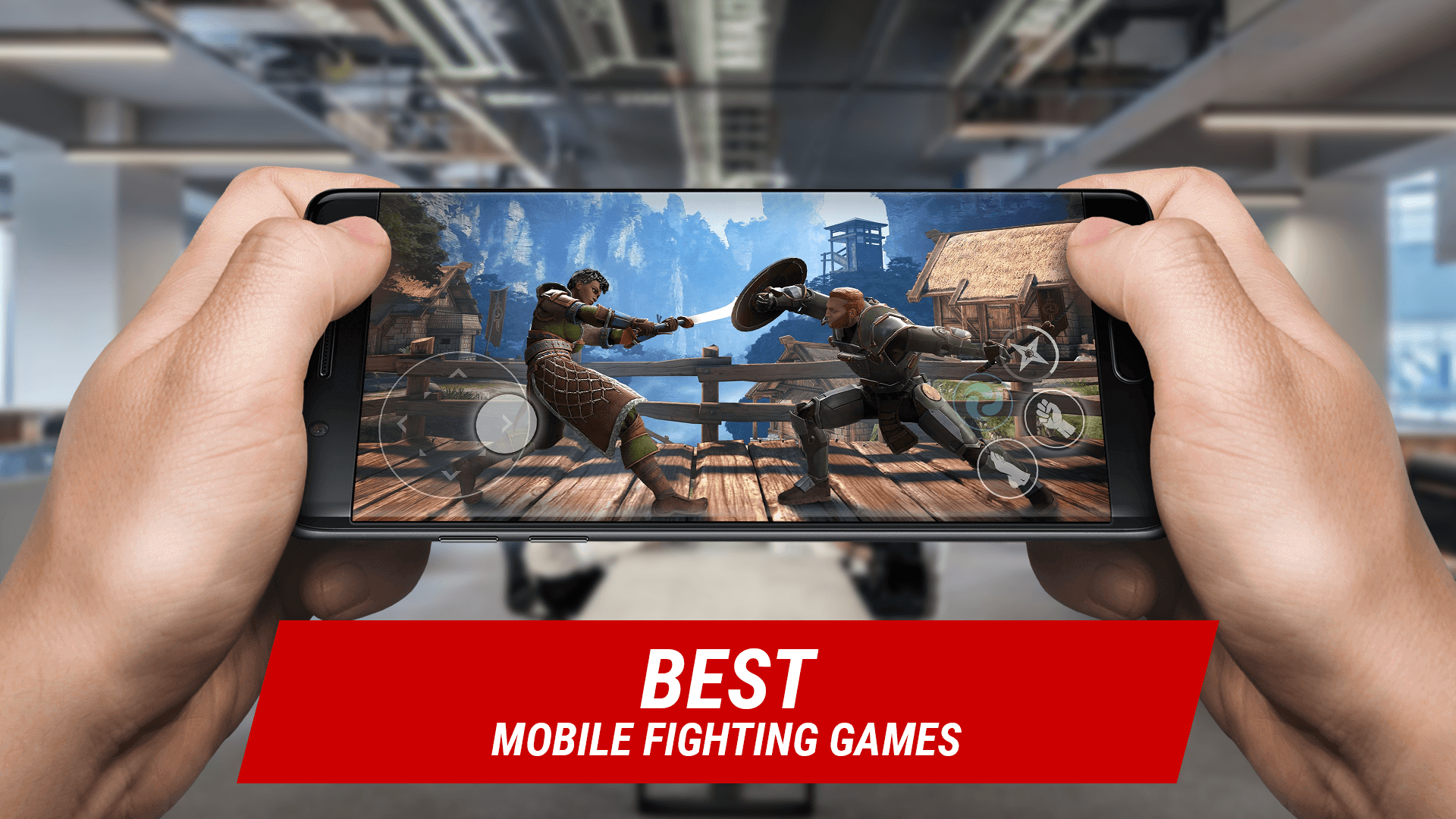 The Best Mobile Fighting Games