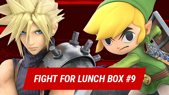 Who Got Smash Ultimate Lunch Box #9?