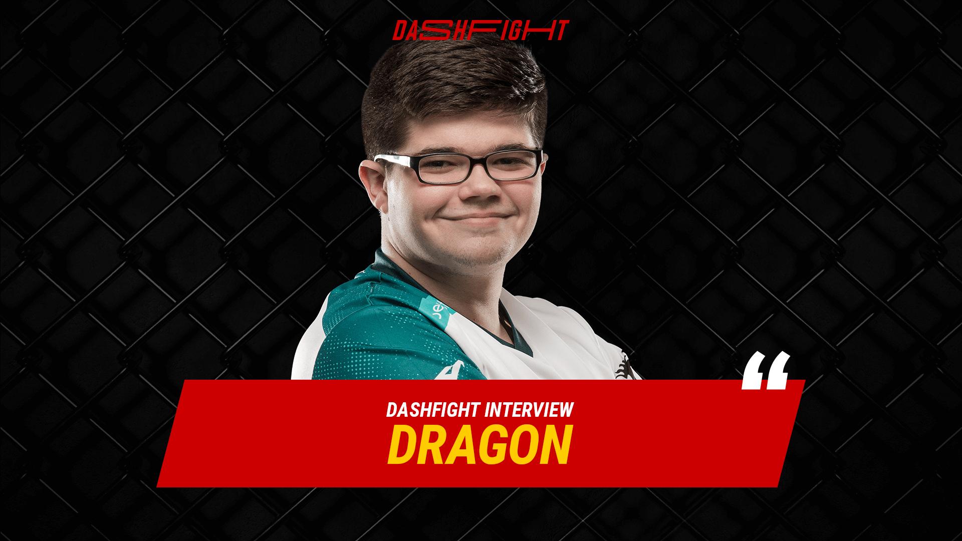 DashFight Video Interview: Dragon