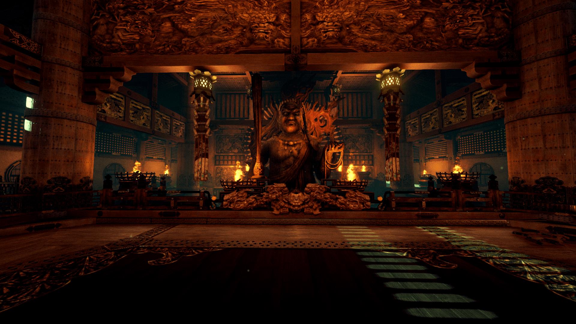 Tekken 7 game mode Honmaru Legacy Stage Overhaul