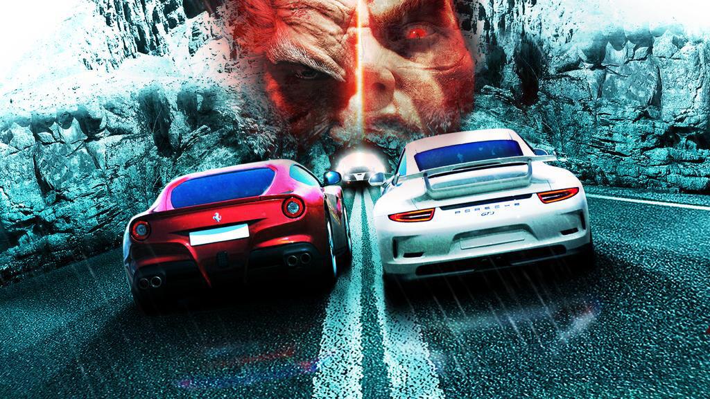 Tekken 7 mod Need For Speed OST