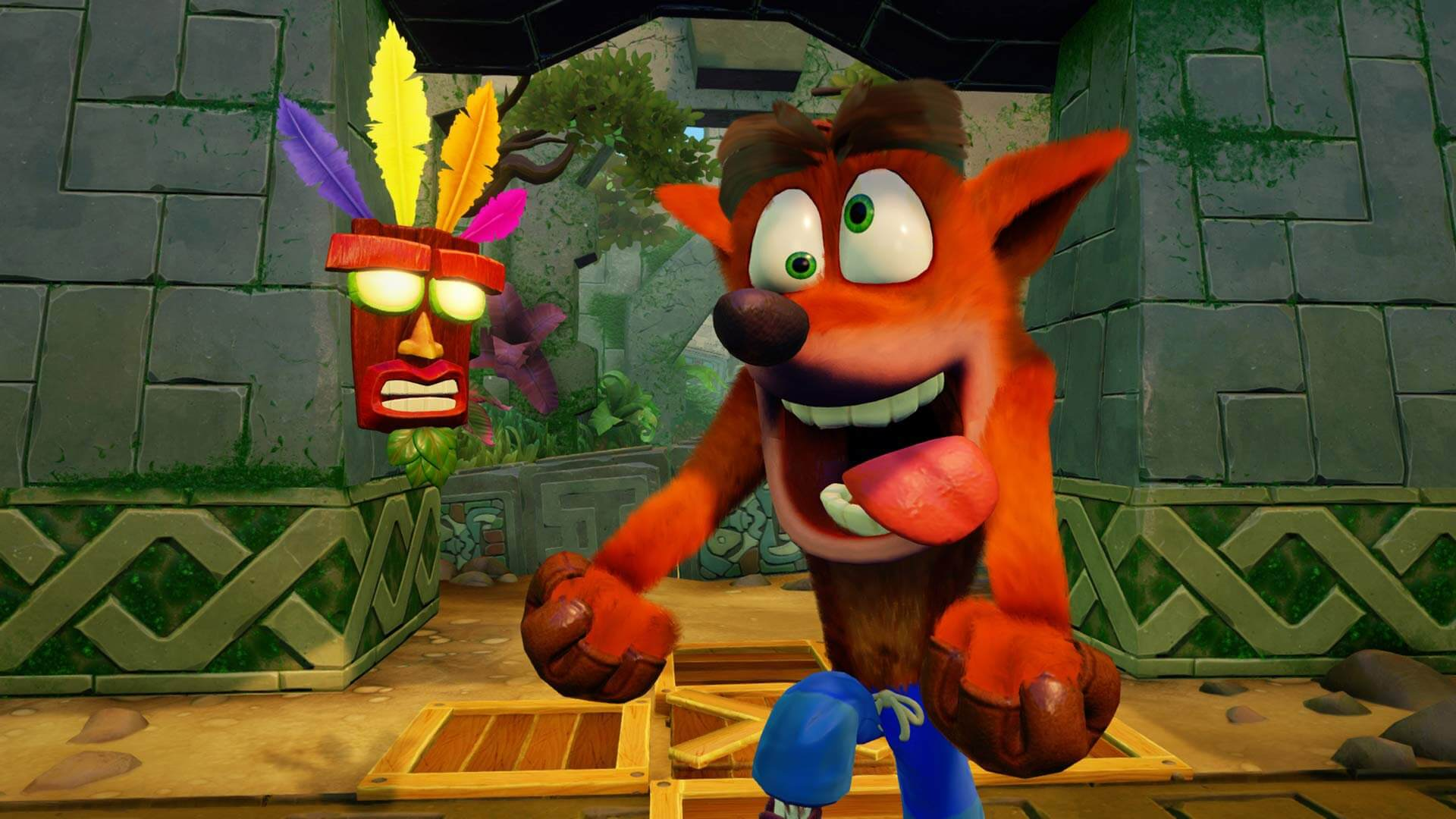 Rumors - Crash Bandicoot Could Be The New Fighter In Super Smash Bros?