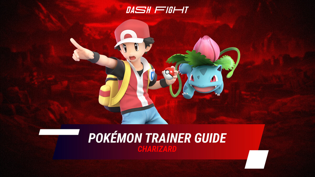 Smash Ultimate: Pokémon Trainer - Ivysaur Guide