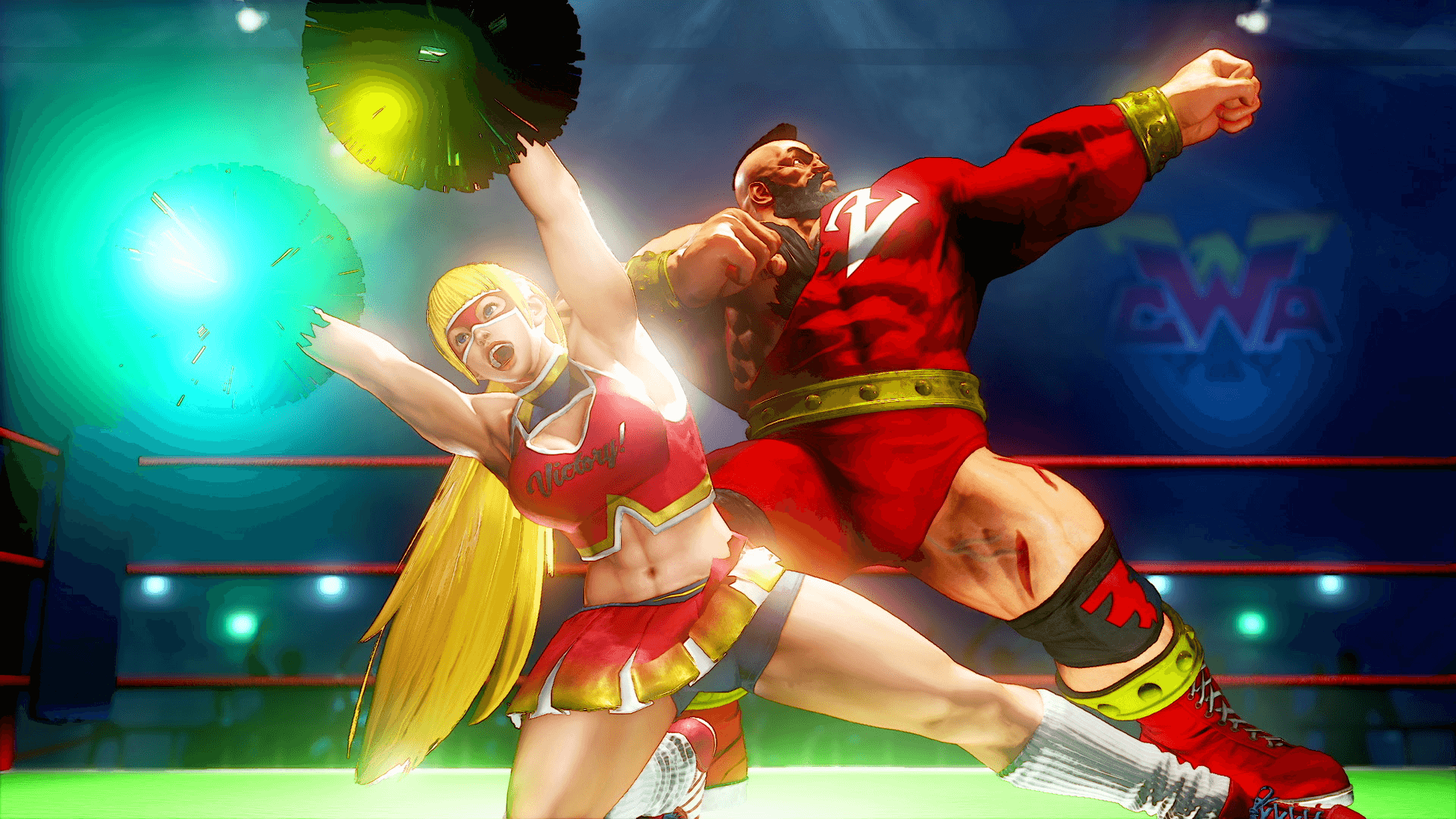 Street Fighter V Soundtrack is Now on Steam and Spotify