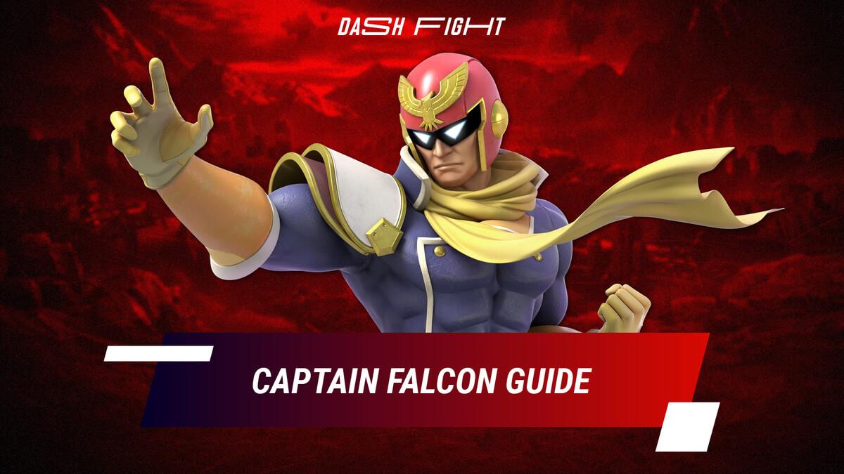Smash Ultimate: Captain Falcon Guide - Combos and Move List