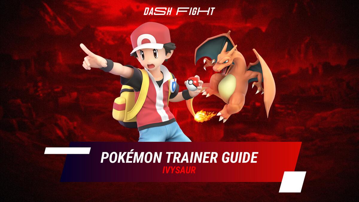 Smash Ultimate: Pokémon Trainer - Charizard Guide