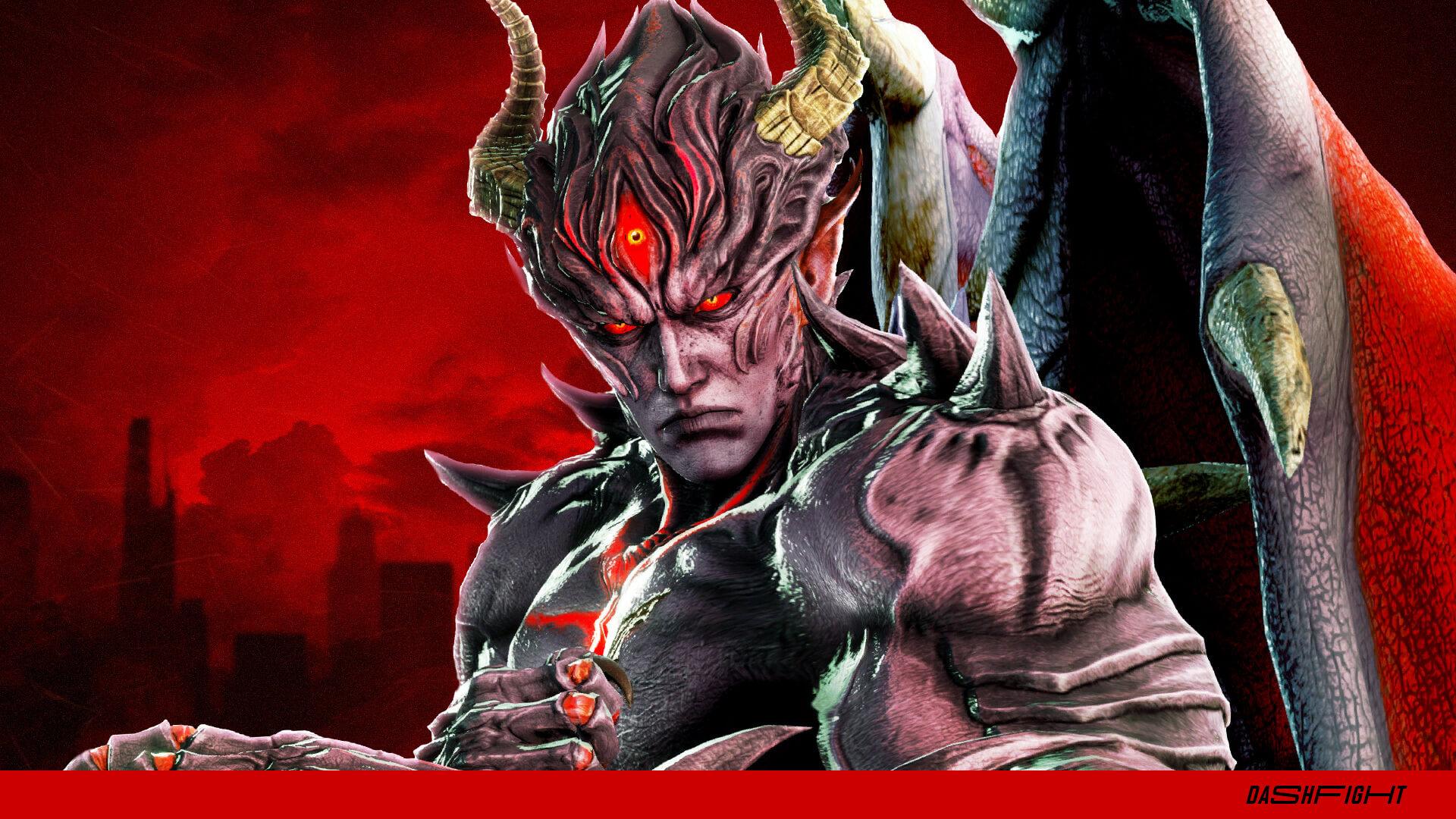 How to unlock devil Kazuya