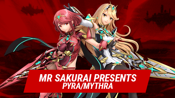 Pyra/Mythra in Smash Ultimate: Presentation
