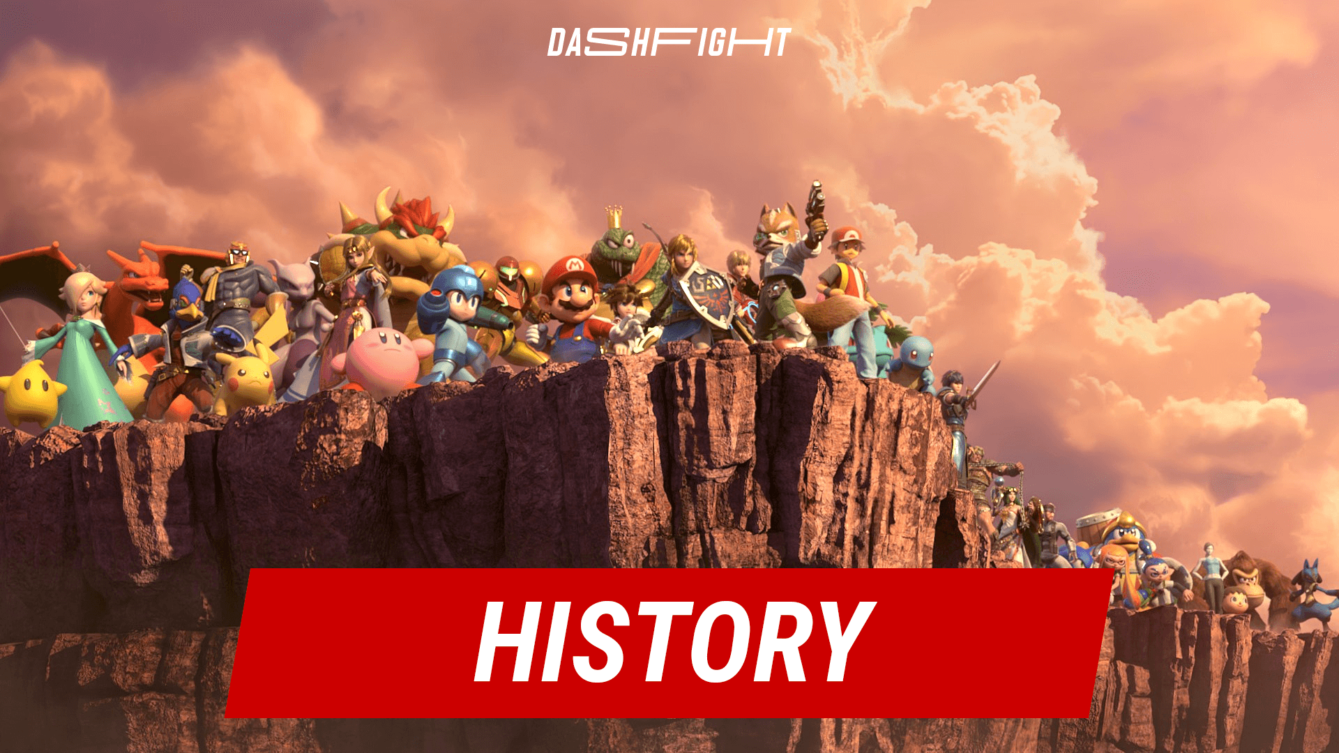 Ultimate Story of the Super Smash Bros. Series