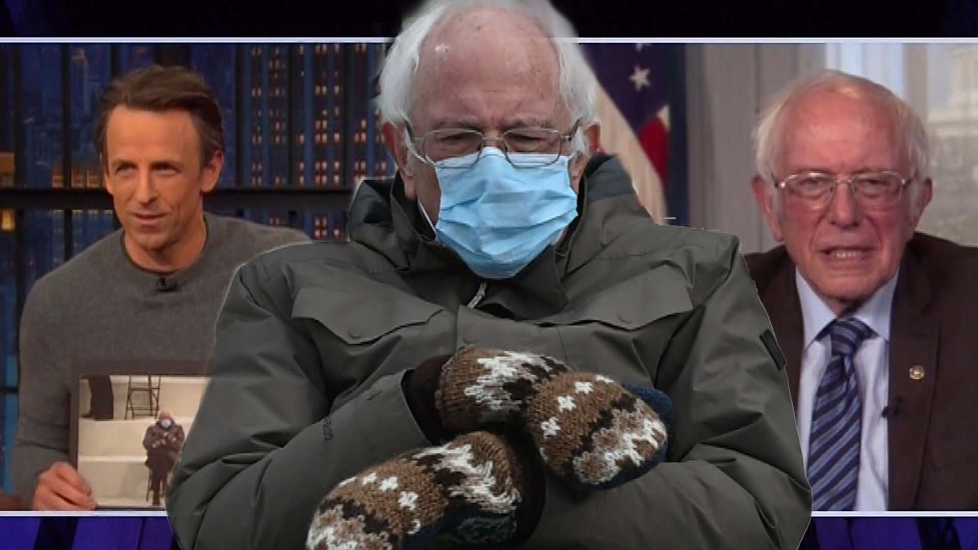 Ed Boon posted a famous meme with Bernie Sanders in Mortal Kombat
