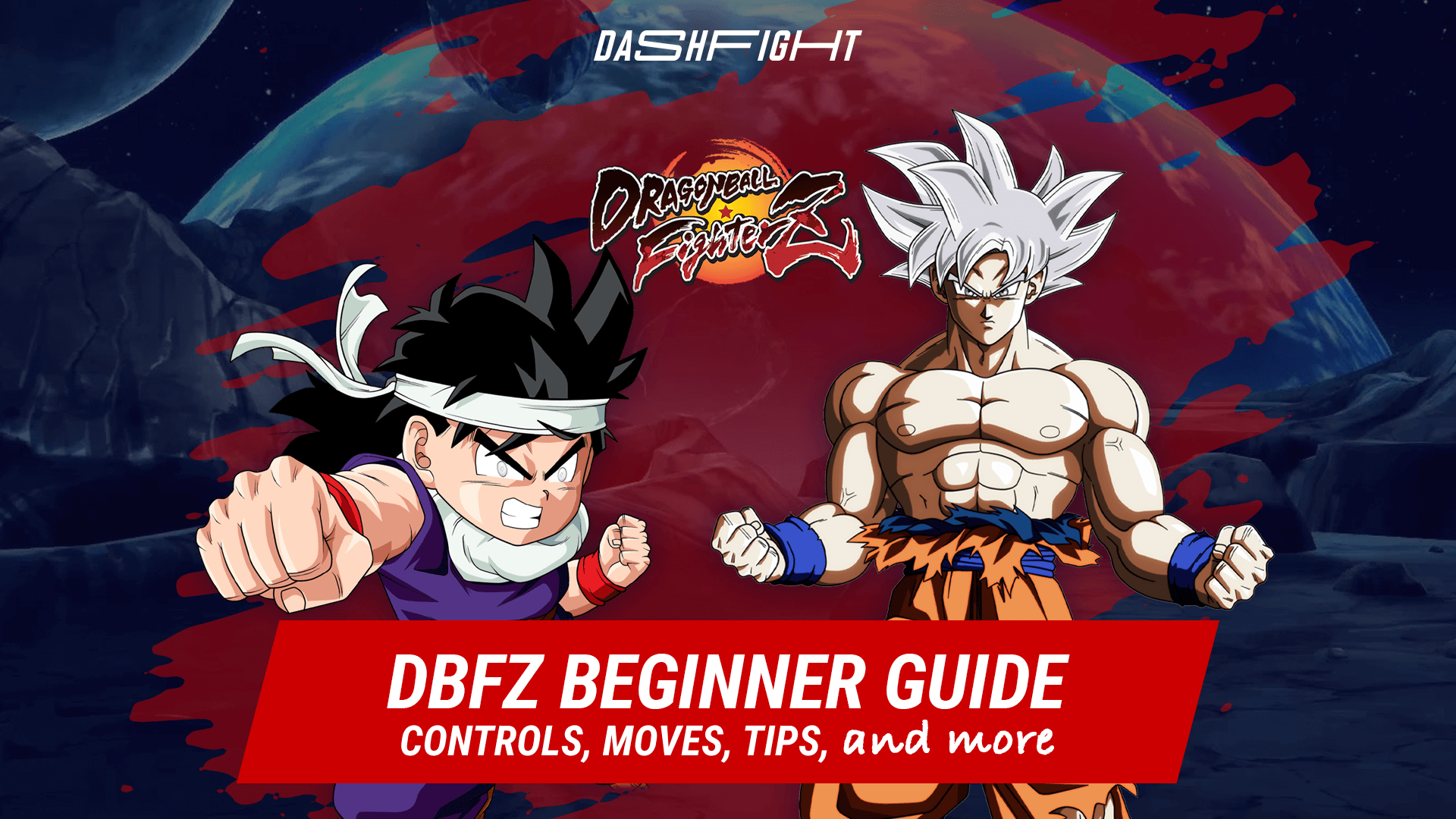 DBFZ Beginner Guide: Controls, Moves, Tips, and more