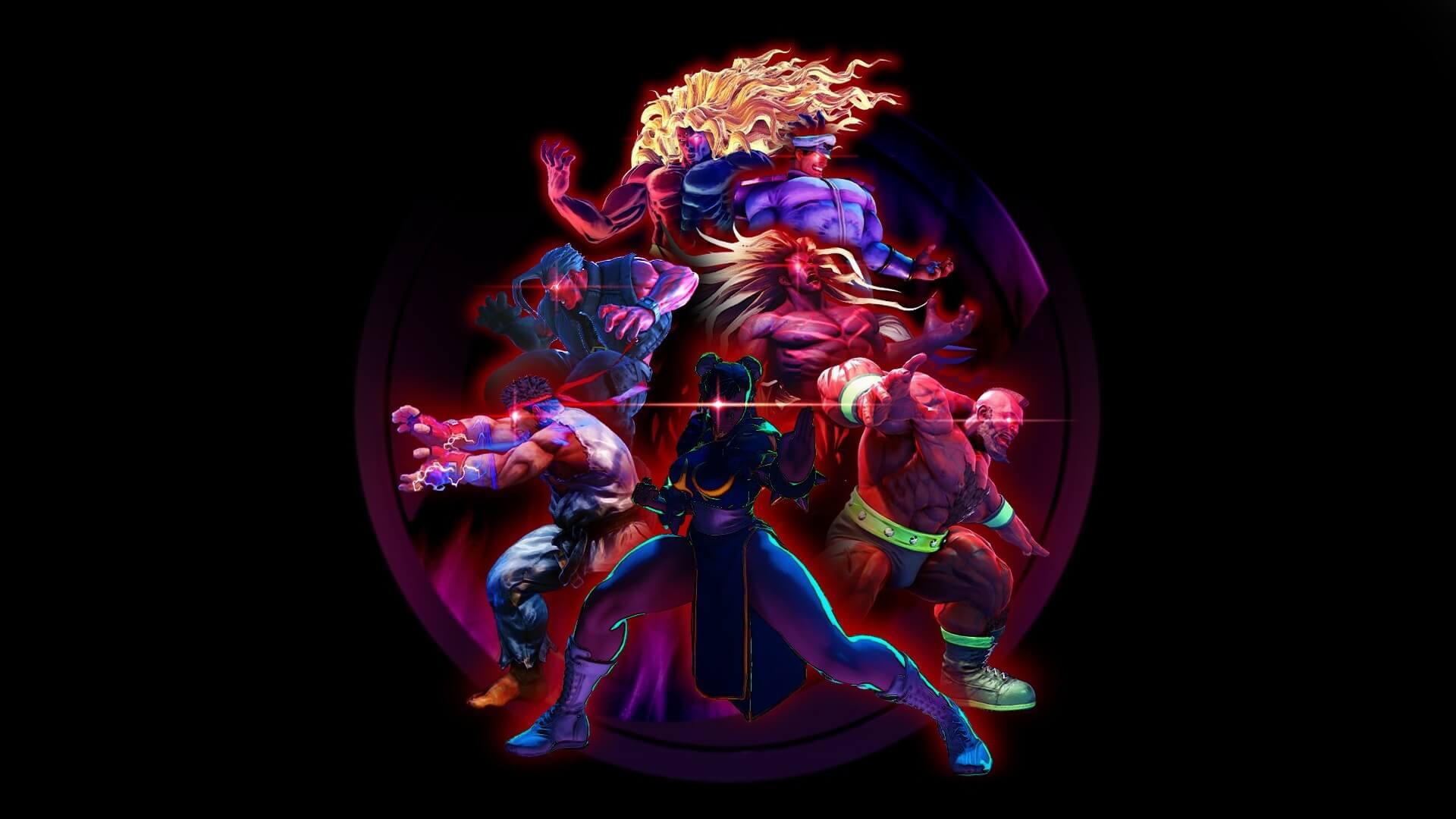 Boss Rush arrives in Street Fighter V: Type Arcade today