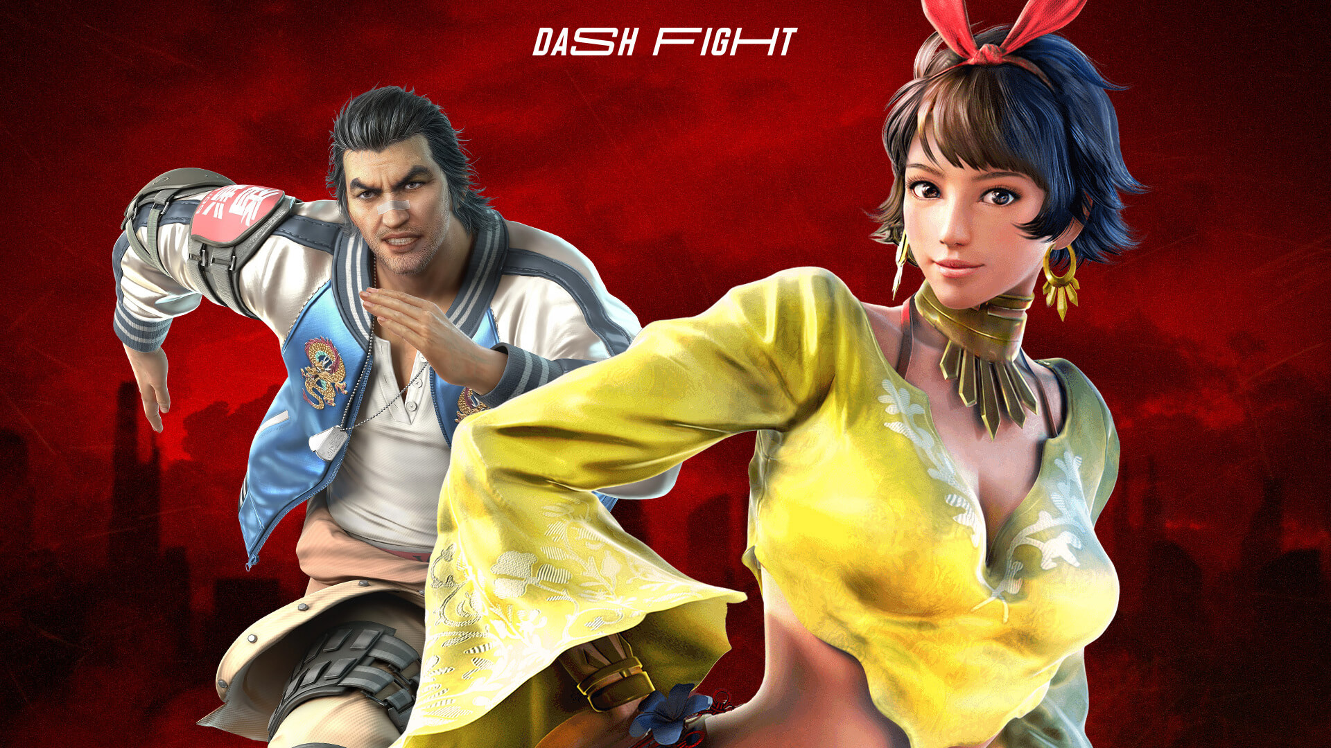 Which Characters in Tekken Are the Prototypes of Real People
