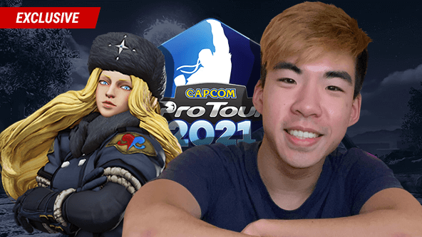 DashFight Interview: Nephew on his CPT 2021 NA West 1 victory