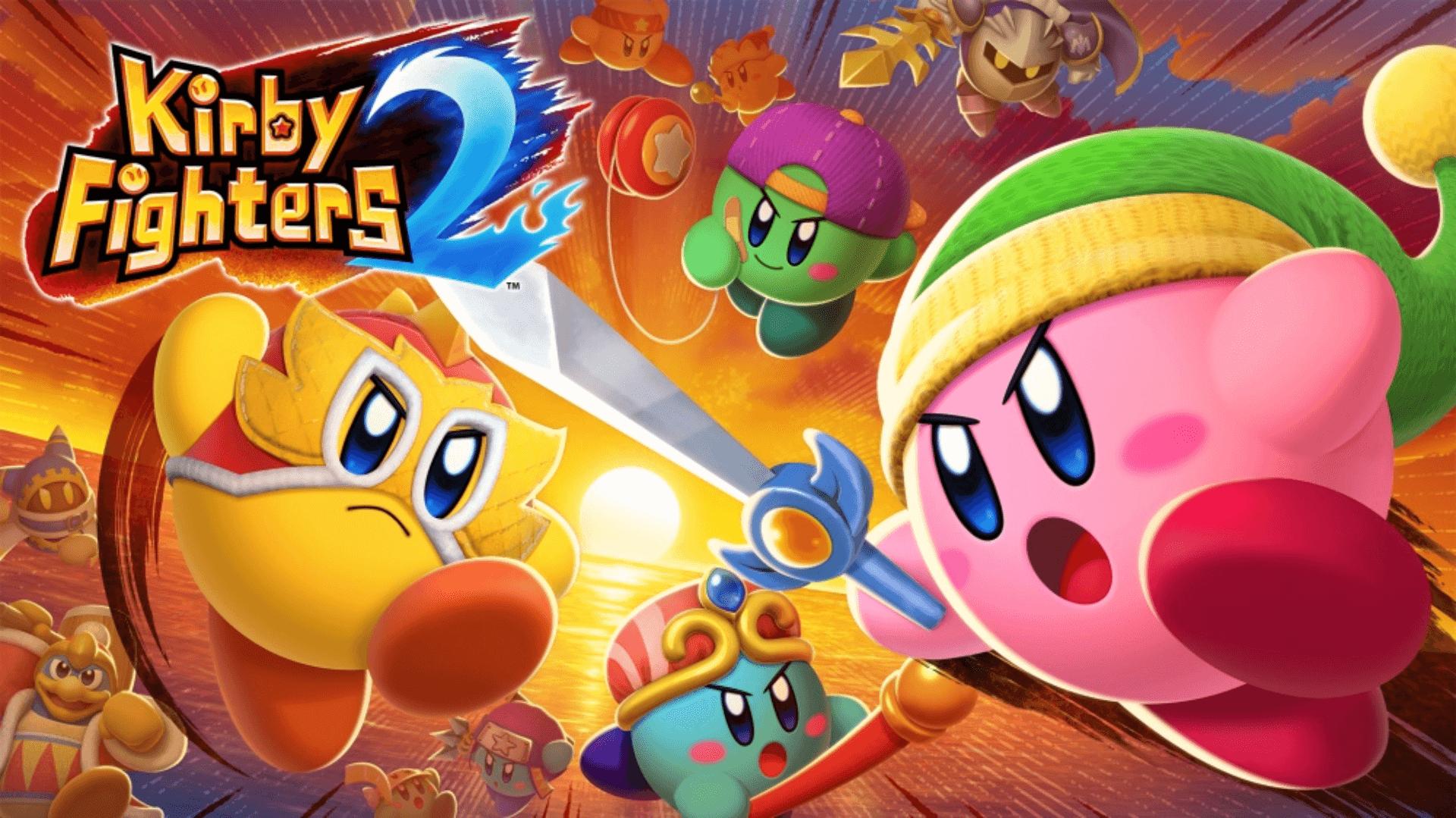 Kirby Fighting Beyond SSBU