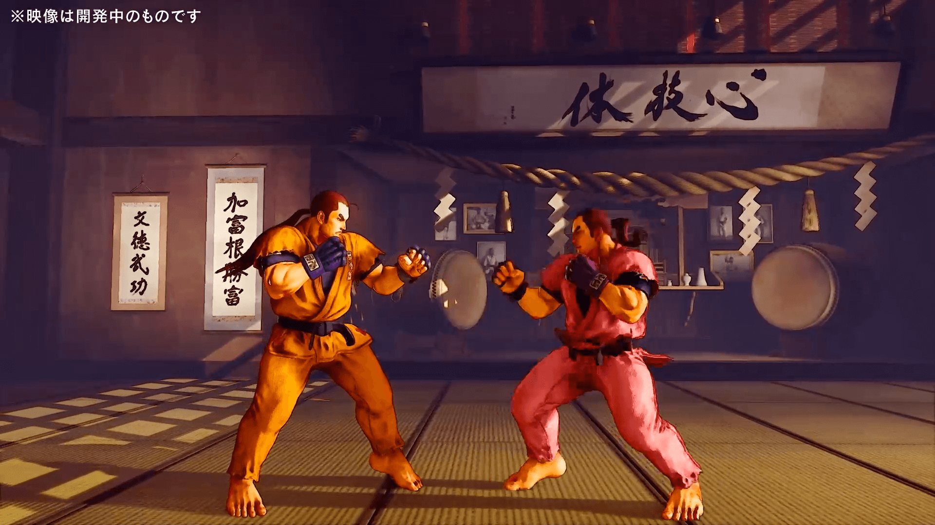 Capcom Reveals More Info on SFV Dan Hibiki During TGS Live 2020