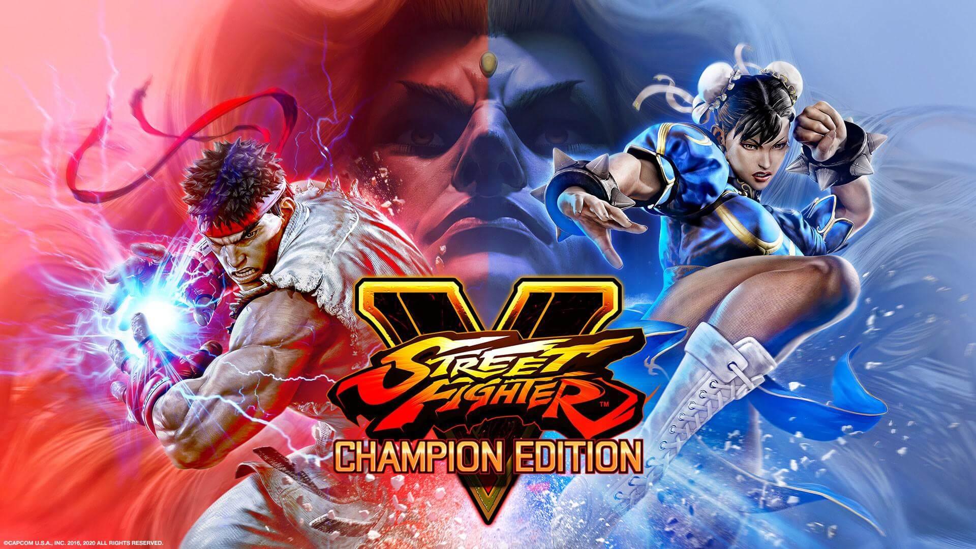 Capcom Drops Huge SFV Patch Just Before Major Event