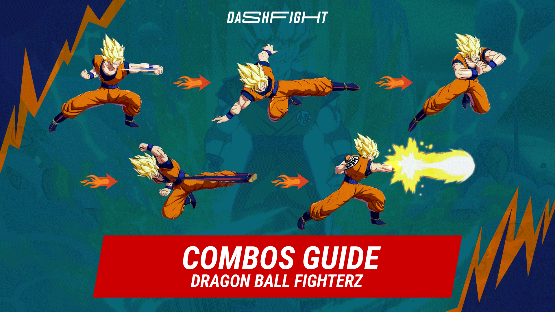 Dragon Ball FighterZ Combos Guide