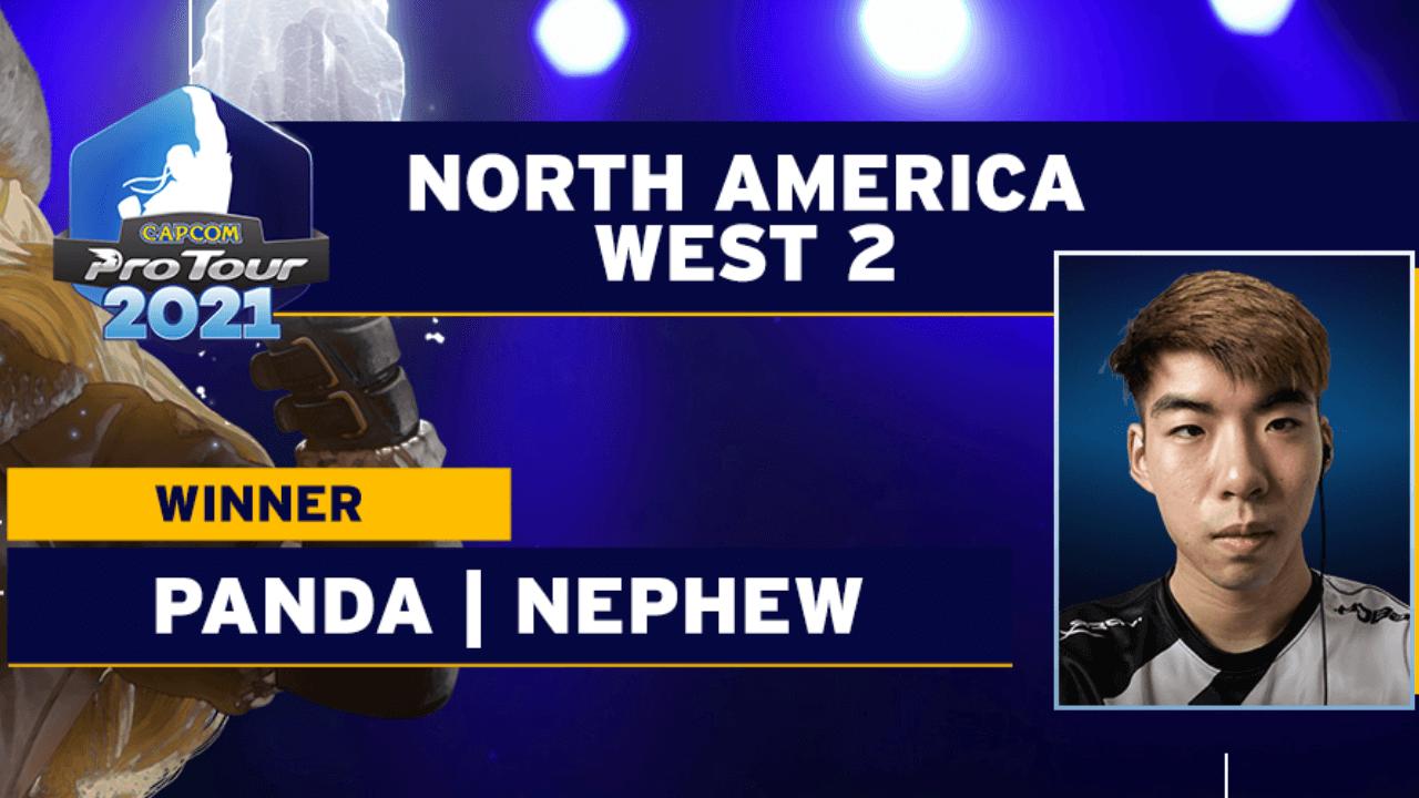 Nephew Wins SFV Capcom Pro Tour North America West 2