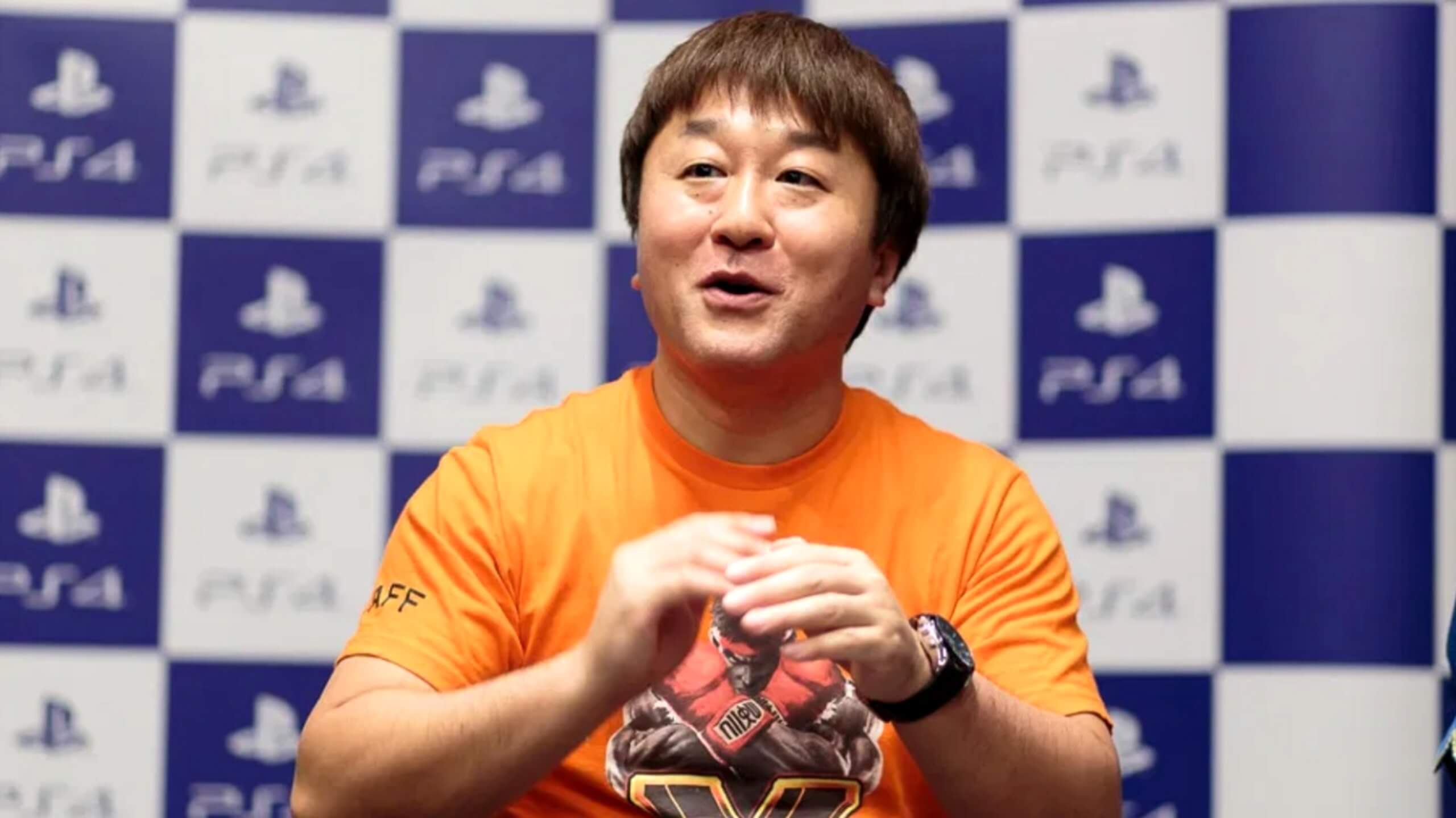 Former Street Fighter Producer Yoshinori Ono Joins DELiGHTWORKS