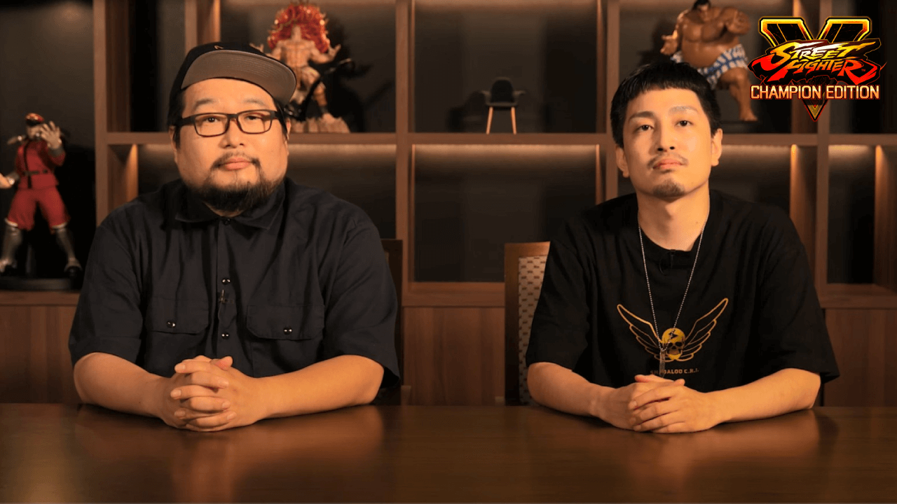 Capcom Confirms Participants of SFV Summer Update