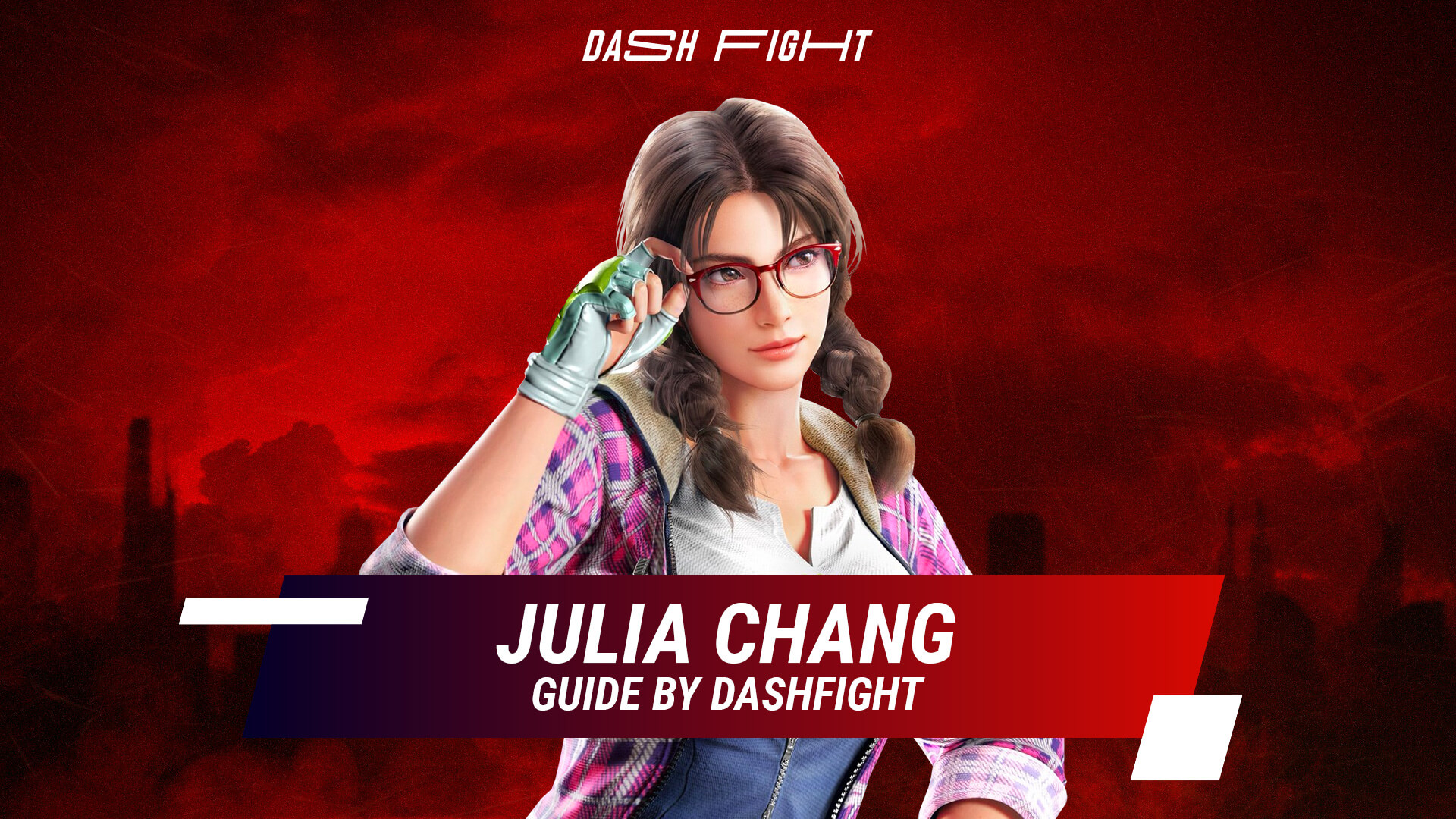 Tekken 7: Julia Guide - Combos and Move List