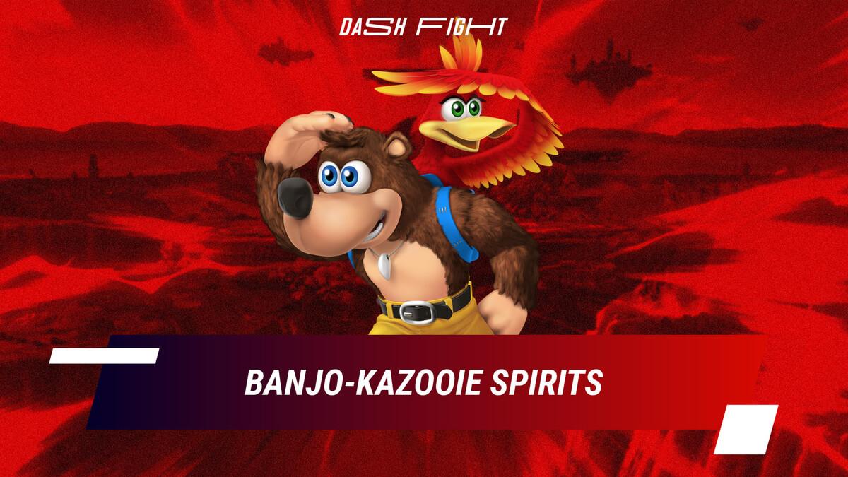 Smash Ultimate Banjo-Kazooie: List of Spirits