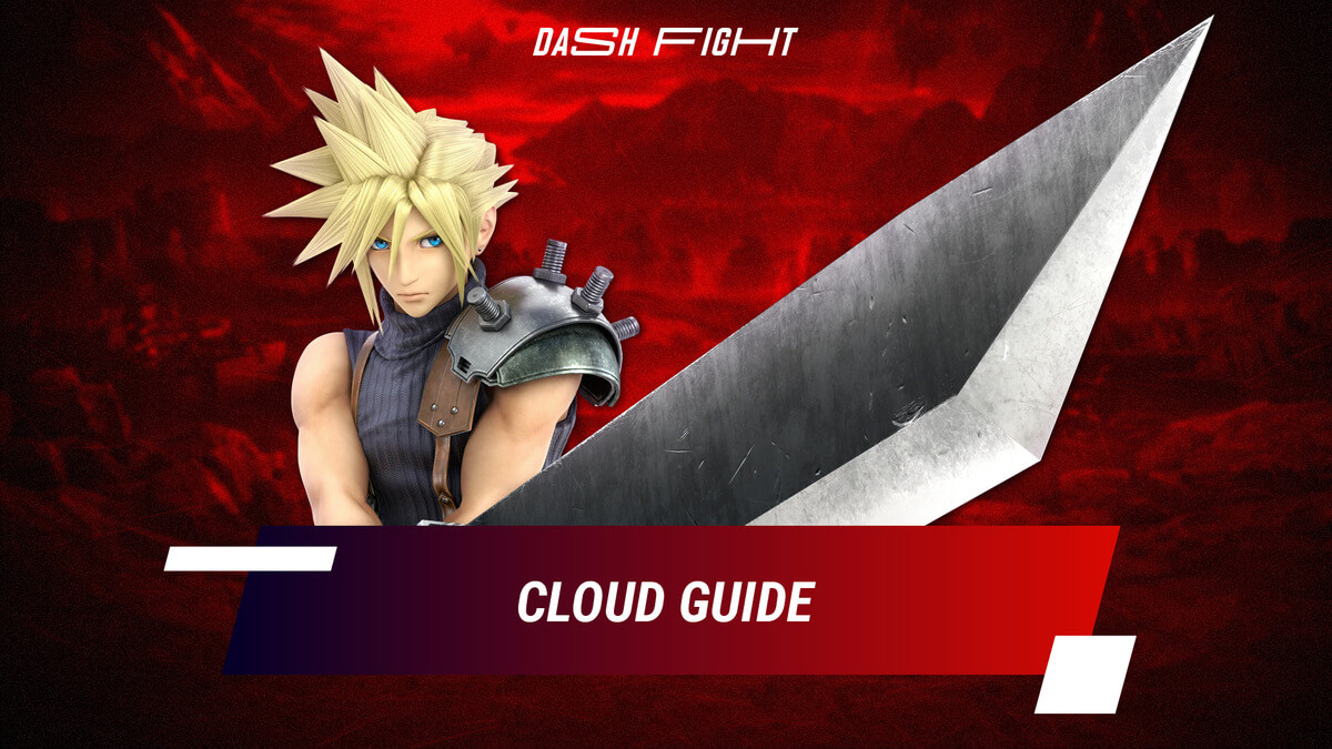 Smash Ultimate Cloud Guide - Combos and Move List