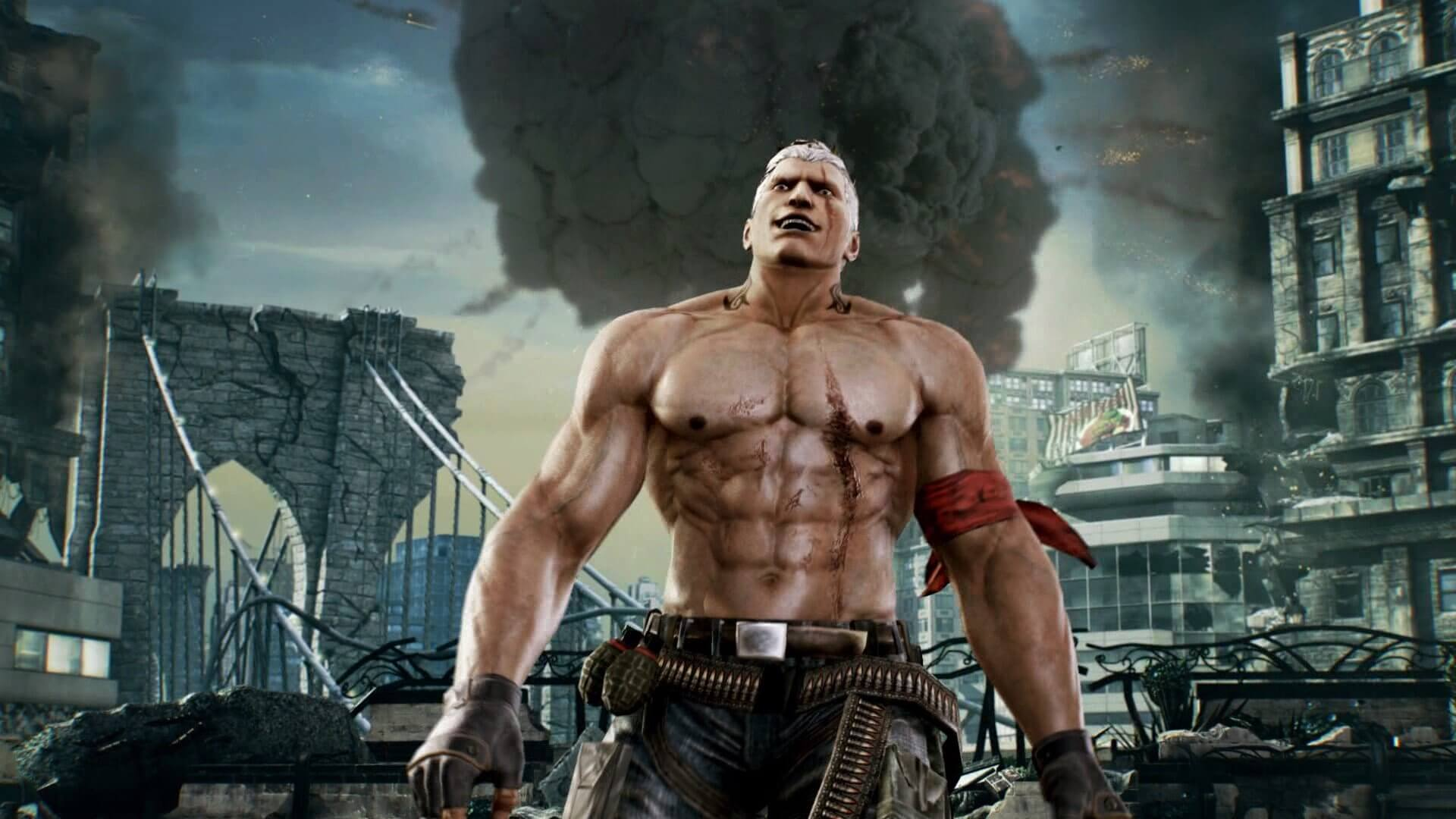 Tekken 7 players were asked to back up any replay data