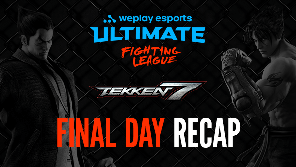 Final day of the WUFL Tekken 7 comes to a bombastic end