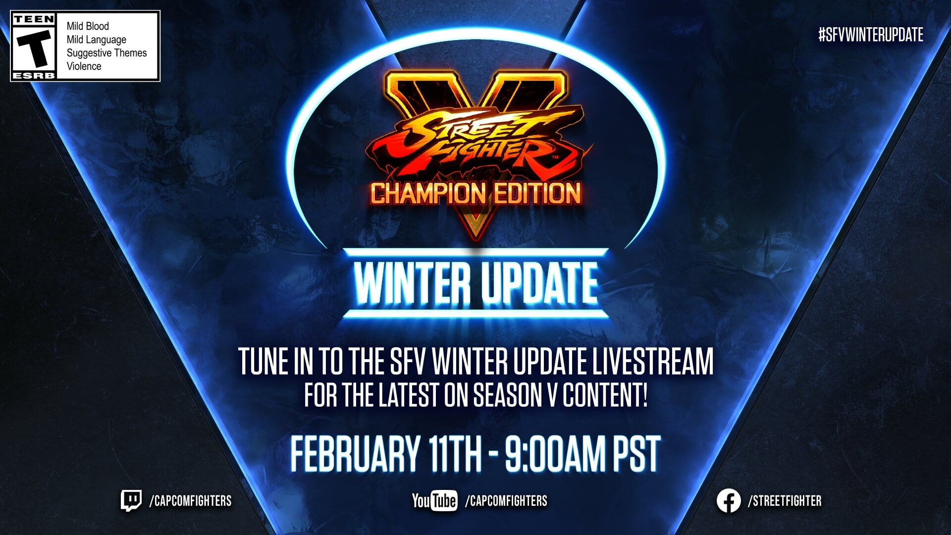 SFV Winter Update. What do we know? What to expect?