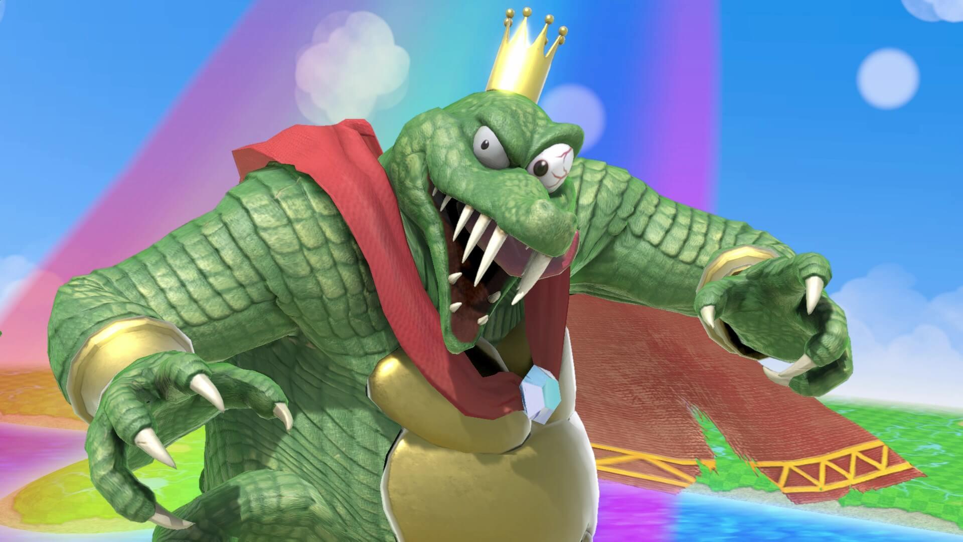 King K. Rool Rainbow