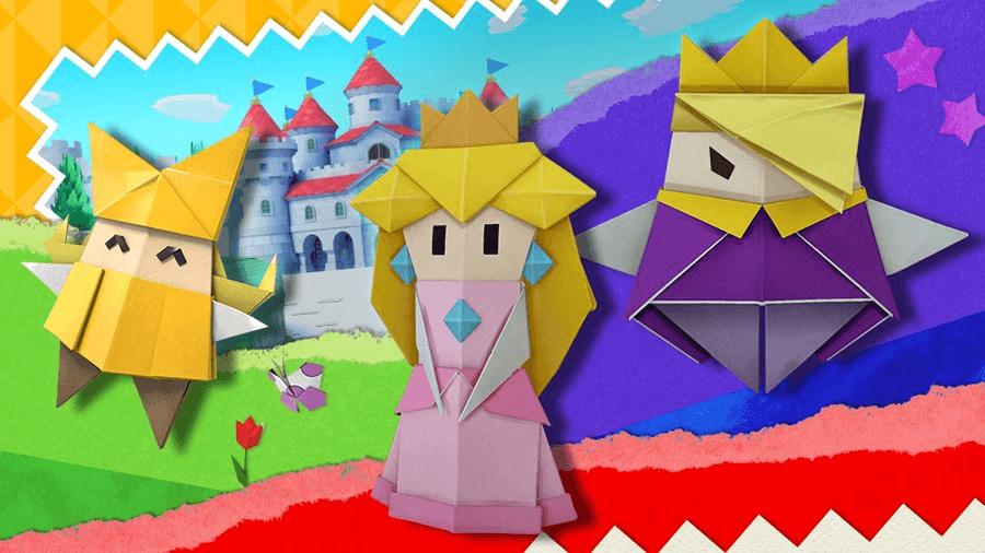New SSBU Spirit Event - Origami King
