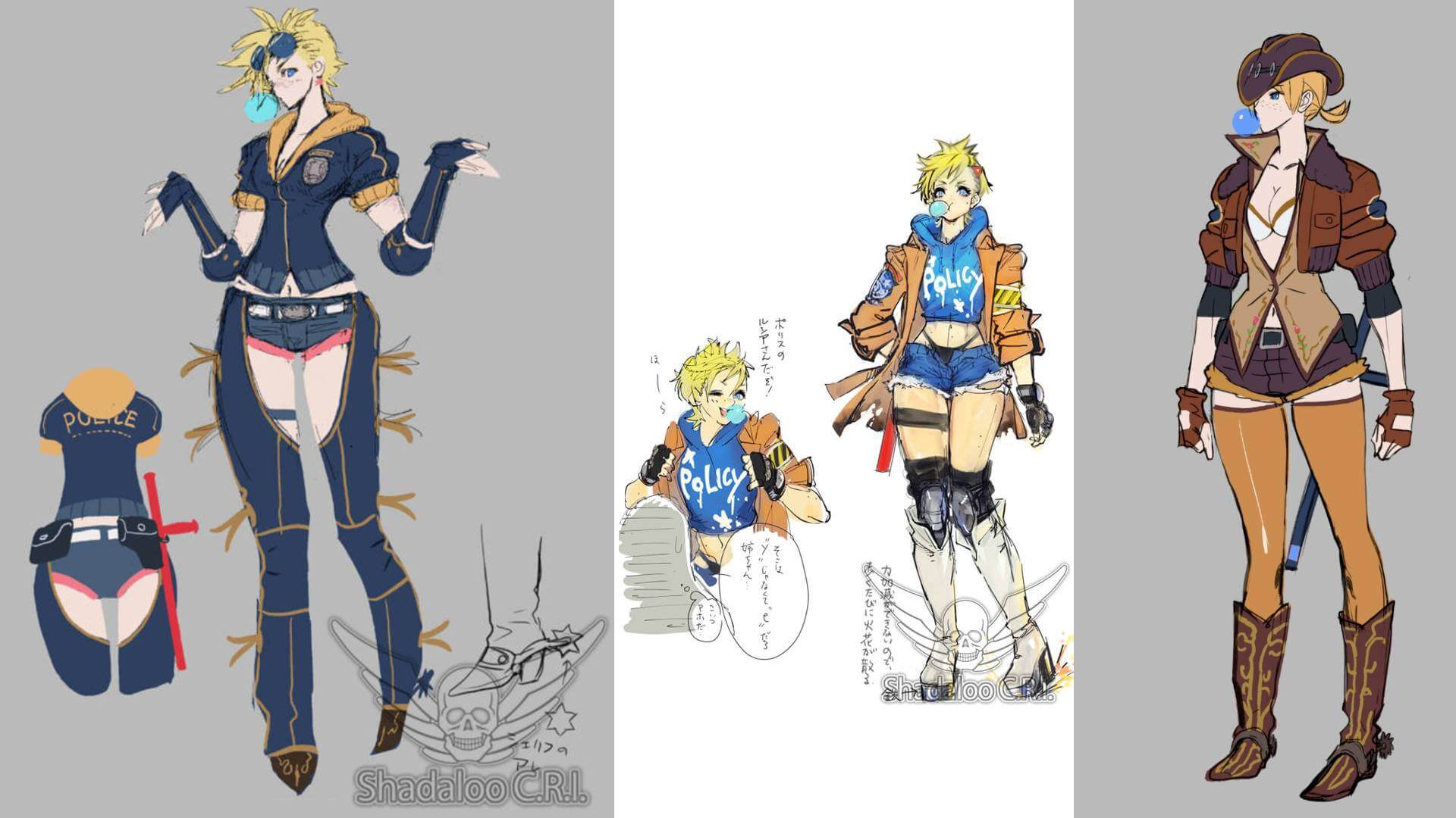Lucia's Costumes to get Inspired for SFV Contest